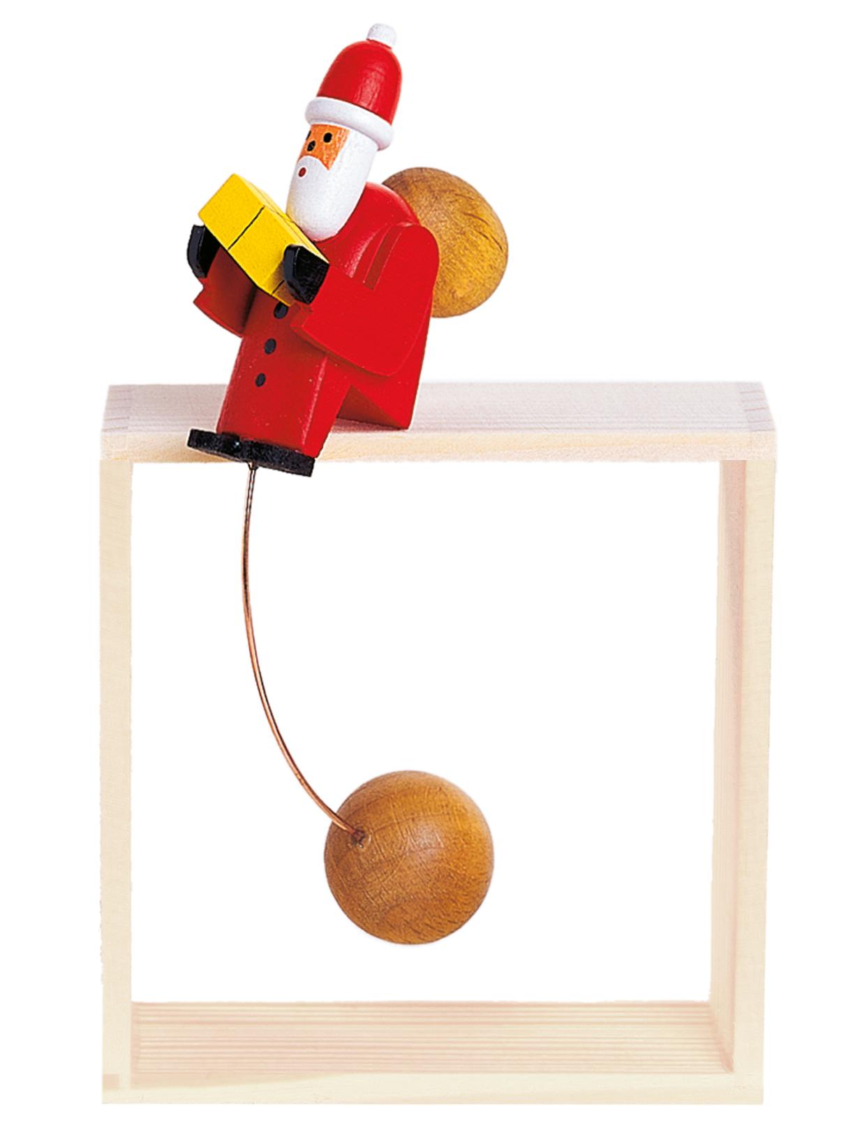 Schaukel-Weihnachtsmann klein