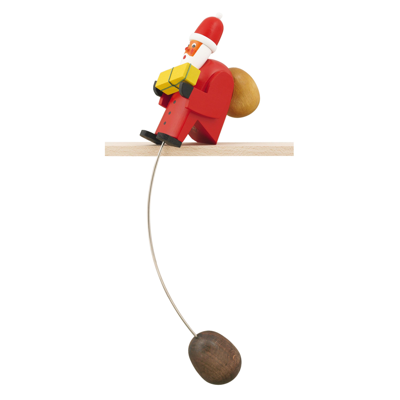 Schaukel-Weihnachtsmann groß